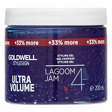 Goldwell StyleSign Ultra Volume Lagoom Jam stylingový gel 200 ml