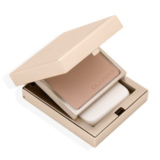 Clarins Everlasting Compact Foundation 108 Sand pudrový make-up 10 g