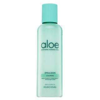 Levně Holika Holika Aloe Soothing Essence 90% Emulsion modelující sérum na břicho, stehna a hýždě 200 ml
