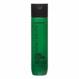 Matrix Total Results Curl Please Shampoo šampon pro vlnité a kudrnaté vlasy 300 ml