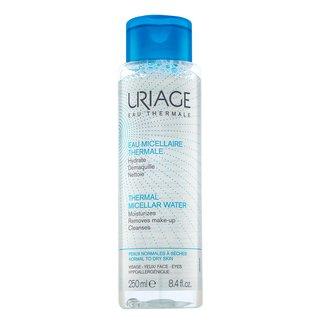 Uriage Thermal Micellar Water - Normal To Dry Skin odličovací micelární voda pro suchou pleť 250 ml