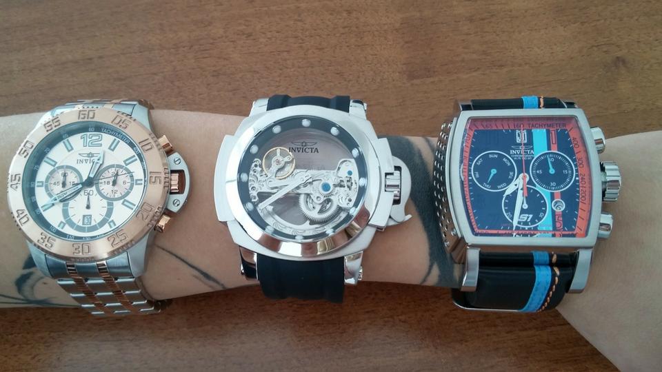 2389cb89c Jsme autorizovaný prodejce hodinek Invicta! | BRASTY.CZ